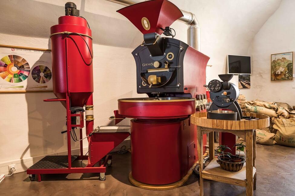 kaffee-roestautomat