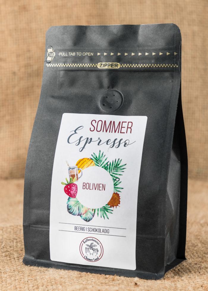 Sommerespresso Bolivien